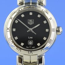 TAG Heuer Link Lady Acero 29mm Negro