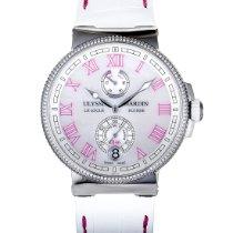 Ulysse Nardin Marine Chronometer Manufacture 44mm Mother of pearl United States of America, Pennsylvania, Southampton