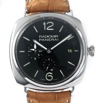 Panerai PAM 00323 Steel 2015 Radiomir 10 Days GMT pre-owned