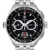 TAG Heuer SLR Steel 47mm Black