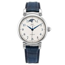 IWC Steel 36mm Automatic IW459306 new