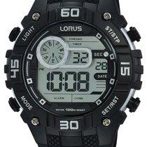 Lorus Stål 50mm Kvarts R2351LX9 ny