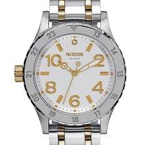 Nixon Acero 38mm Cuarzo A410-1921 nuevo