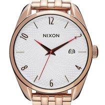 Nixon Reloj de dama 38mm Cuarzo nuevo Reloj con estuche y documentos originales