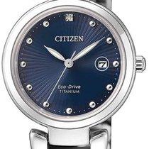 Citizen Titanio 29mm Blu