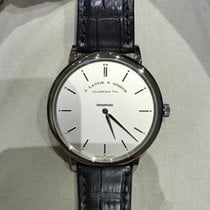 A. Lange & Söhne 211.026 White gold Saxonia 40mm new