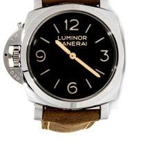 Panerai Luminor 1950 PAM00557 New Steel 47mm Manual winding