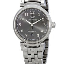 IWC Steel 40.4mm Automatic IW356602 new