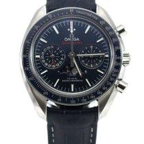 Omega Speedmaster Professional Moonwatch Moonphase Acier 44.2mm Bleu