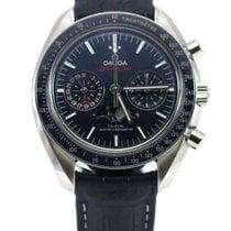 Omega 304.33.44.52.03.001 Сталь 2021 Speedmaster Professional Moonwatch Moonphase 44.2mm новые
