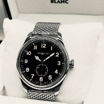 Montblanc 1858 new 2019 Automatic Watch with original box and original papers 115074
