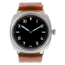 Panerai Special Editions Steel 45mm Black United States of America, Florida, Surfside
