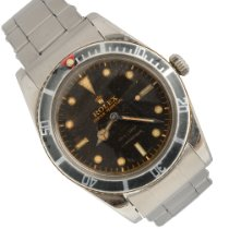 Rolex Submariner (No Date) 6536/1 1958 подержанные