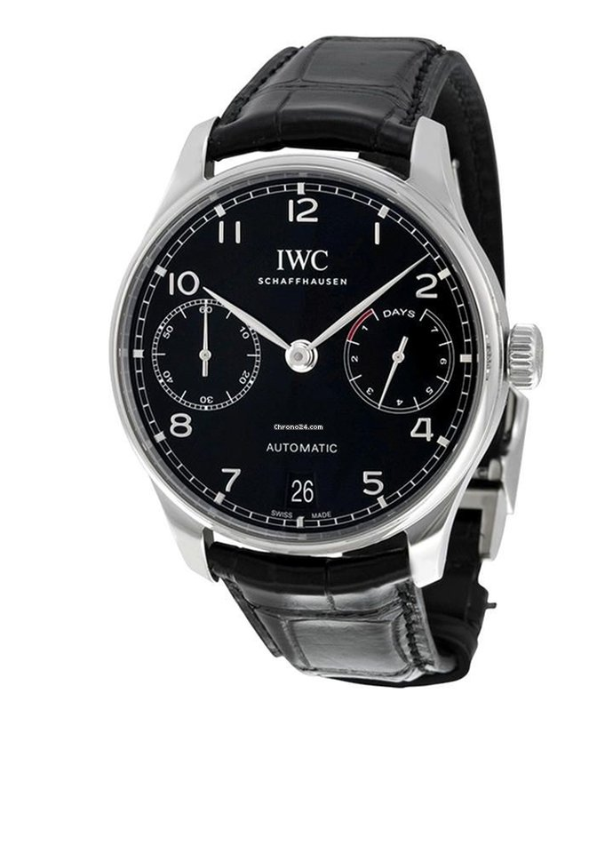 IWC Portugieser Automatik IW500703 2021 neu