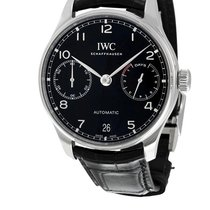 IWC IW500703 Stahl 2021 Portugieser Automatik 42.3mm neu