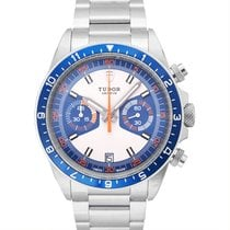Tudor Heritage Chrono Blue new Automatic Watch with original box and original papers 70330B