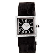 Chanel Mademoiselle White gold 22.5mm Roman numerals United States of America, Florida, Surfside