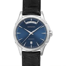 Hamilton Jazzmaster Day Date Auto H32505741 New Steel 40mm Automatic
