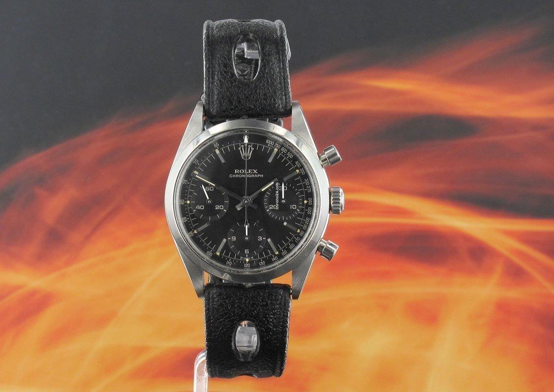 Rolex Chronograph 6238 Pre-Daytona 1965 подержанные