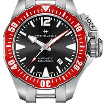 Hamilton Khaki Navy Frogman H77725135 2020 new