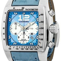 Chopard Two O Ten Steel 46mm Blue United States of America, California, Los Angeles