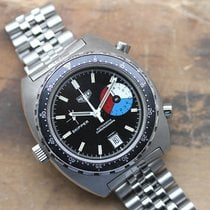 Heuer Steel 42.5mm Automatic 11063 V