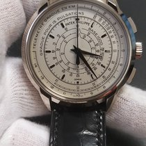 Patek Philippe Chronograph Oro blanco