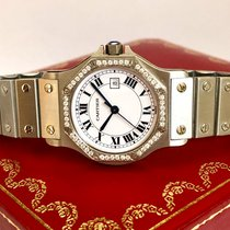 Cartier Santos (submodel) pre-owned