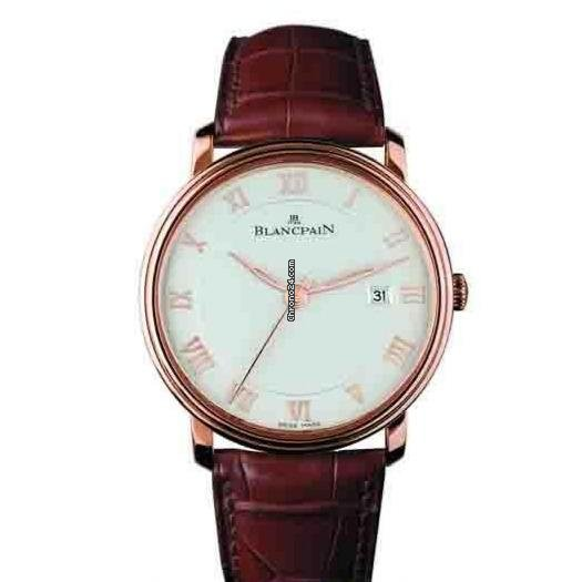 Blancpain Villeret Ultra-Slim 6651-3642-55 new
