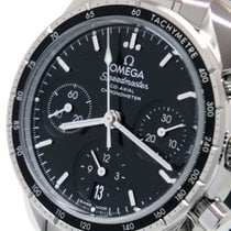 Omega Speedmaster Professional Moonwatch Staal 38mm Zwart