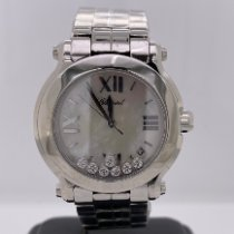 Chopard Happy Sport Steel 36mm Mother of pearl Roman numerals United States of America, New York, Plainview
