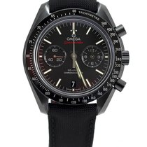 Omega 311.92.44.51.01.003 Keramiek 2021 Speedmaster Professional Moonwatch 44.2mm nieuw