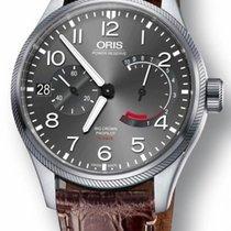 Oris Big Crown ProPilot Calibre 111 new Manual winding Watch with original box and original papers 01 111 7711 4163-Set 1 22 72FC