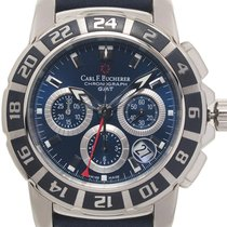 Carl F. Bucherer Steel 42mm Automatic 10618.13 pre-owned