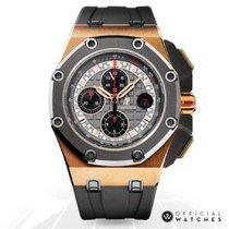 Audemars Piguet Royal Oak Offshore Chronograph 26568OM.OO.A004CA.01 neu