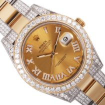 Rolex Datejust II Steel 41mm Champagne United States of America, California, Los Angeles