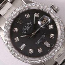 Rolex Datejust Steel 36mm Grey