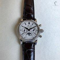 Patek Philippe Steel Manual winding new Perpetual Calendar Chronograph