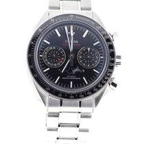 Omega 304.30.44.52.01.001 Acier 2021 Speedmaster Professional Moonwatch Moonphase 44.2mm nouveau