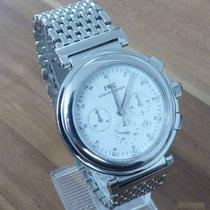 IWC Da Vinci Chronograph Stahl 37mm Weiß Keine Ziffern Deutschland, Niederbayern