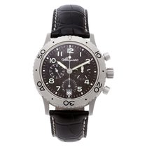 Breguet Type XX - XXI - XXII Titanium 39mm Black Arabic numerals United States of America, Florida, Surfside