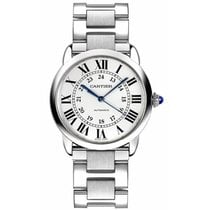Cartier Ronde Croisière de Cartier new Automatic Watch with original box and original papers WSRN0012