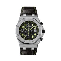 Audemars Piguet 26086ST.OO.D002CR.01 Steel Royal Oak Offshore Chronograph new