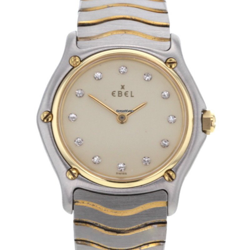 Ebel Classic 12674435 1992 pre-owned