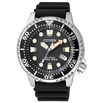Citizen Steel 44mm Quartz BN0150-10E CITIZEN  PROMASTER Diver's Eco Drive 200mt Nero new