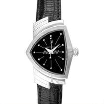 Hamilton Женские часы Ventura 24mm Кварцевые новые Часы с оригинальными документами и коробкой 2021