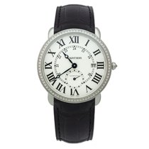 Cartier Ronde Louis Cartier new Automatic Watch with original box and original papers WR007018