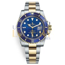 Rolex Submariner Date new Automatic Watch with original box and original papers 116613LB