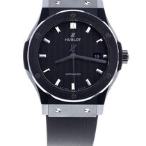 Hublot Classic Fusion 45, 42, 38, 33 mm Ceramic 42mm Black