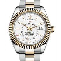 Rolex Sky-Dweller Steel White United States of America, Pennsylvania, Richboro